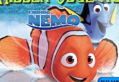 Игры Найти предметы В поисках Немо