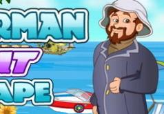 Игры Спасение хижины рыбака