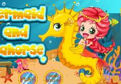 Игры морские коньки