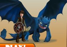 игры как приручить дракона ночная фурия