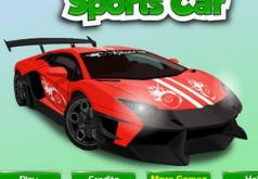 Игра Отремонтируйте свой спортивный автомобиль