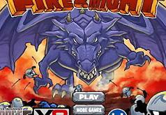 Игра Огонь дракона и мечи воинов