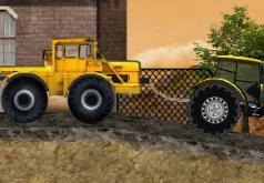 Игры Мания фермы Трактор