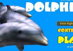 игры рыбы дельфины