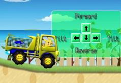 игры покемон водитель грузовика