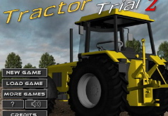 Игры Триал на тракторе 2
