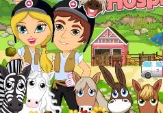 игра лечить лошадей на ферме