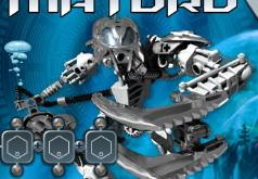 Игры роботы бионикл