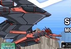 Игры Роботы Динозавры Рамфоринх часть 2