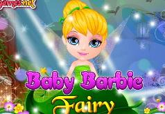 Игры Малышка Барби Маленькая Фея