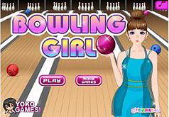Игры Женский боулинг