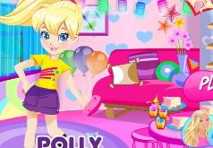 Игры Уборка девочки Полины
