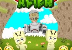 спасти малыша инопланетянин игра