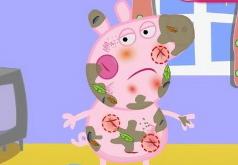 Игры Пеппа свинка Уход