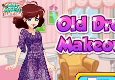 Игры Шить одежду Изменяем старое платье