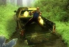 игры машины против зомби 2 часть