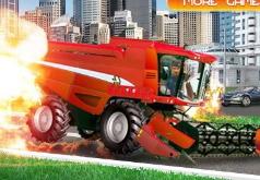игра ферма на тракторах и комбайнах