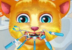 игры для девочек лечить котят