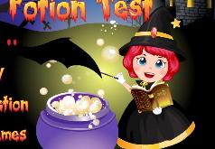 Игры зелье ведьмы