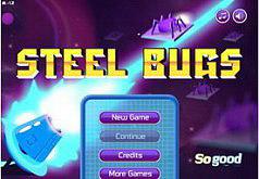 Игры Стальные жуки