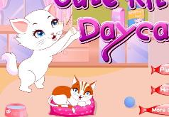 игры твой милый котенок