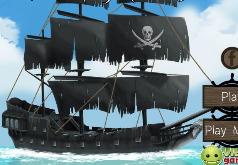 Игры Стыковка пиратского корабля