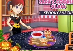 игры страшные сладости