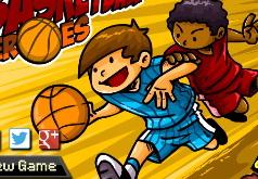 Игра Герои юношеского баскетбола