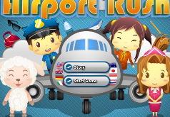 Игры аэропорт для девочек