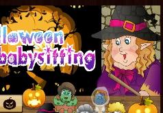 Игры Хэллоуинский вампир