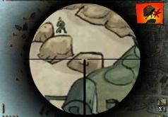 Игры снайпер война