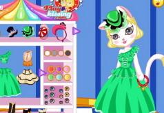 игры на двоих кошка принцесса