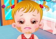 Игры Малышка Хейзел Забота о глазах