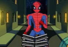 Игры Человек паук Сильный удар