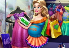 Игра Покупки для Беременной