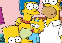 Игры Семейка Симпсонов