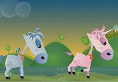 игры про лошадей для девочек верховая езда