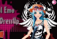 Игры певица эмо