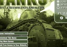 игры на двоих война танков