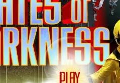 Игры Power Rangers - Gates Of Darkness