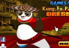 Игры kung fu panda po dress up