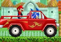 Игры Соник спасает Марио 3