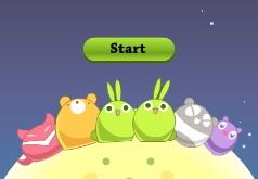 Игра Право прикосновения Версия животных