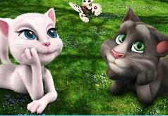 Игры котики с любовью