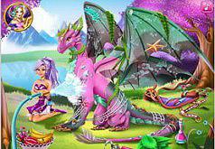 Игры лего эльфы драконы