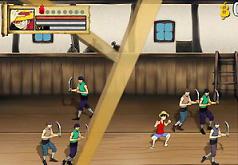 Игра Ван Пис Уничтож всех врагов