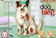 Игры Собака точка ком Стэн у доктора