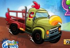 Игра Злые птицы Транспортировка яиц