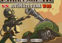 Игра Отряд Кобра против максимальных танков