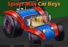 Игры Человек паук Ключи от машины